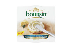 Spreadable cheese