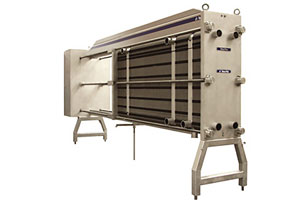 Tetra Pak heat exchanger