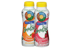 Organic smoothies