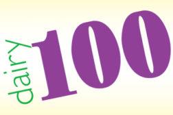 Dairy 100 logo