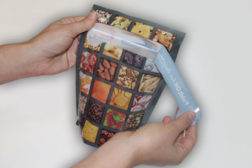 Flexible packaging for dairy