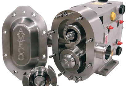 ZP3 positive displacement pump