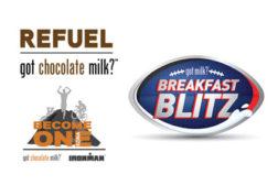 Milk logos