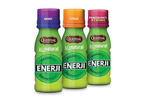 Celestial Seasonings Enerji Green Tea Energy Shots