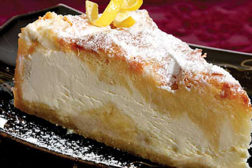 Frozen pie
