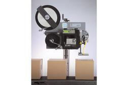 IDT Model 252 label printer applicator