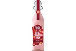 Adult strawberry milk