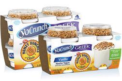 yogurt with cereal