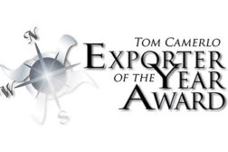 Tom Camerlo Exporter of the Year award