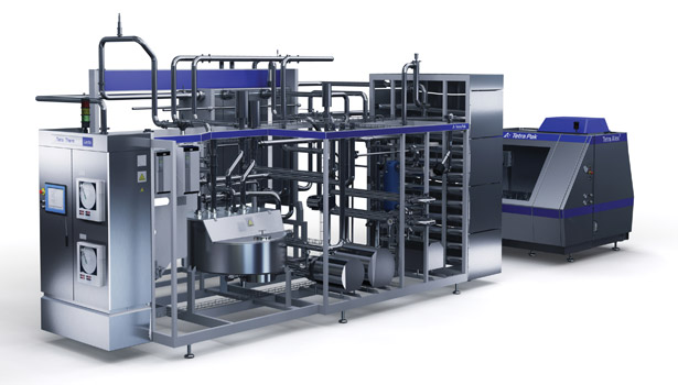 Tetra Pak equipment