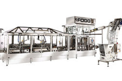 Fogg Filler equipment