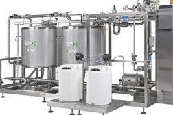 SPX equipment