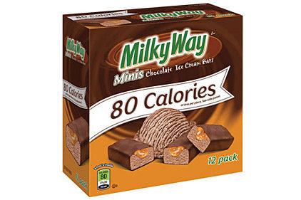 Mars Milky Way ice cream bars | 2012-06-06 | Dairy Foods
