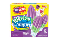 Yosicle popsicles