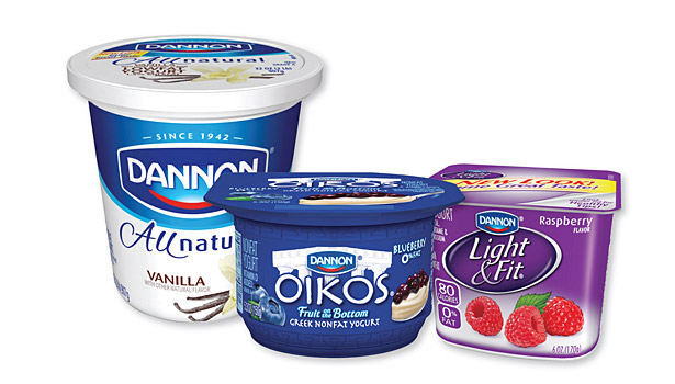 Dannon's products