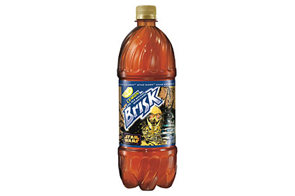 Brisk iced tea Star Wars