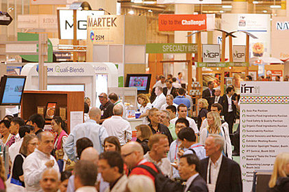 IFT 12 annual meeting and food expo begins June 25 | 2012-05-15