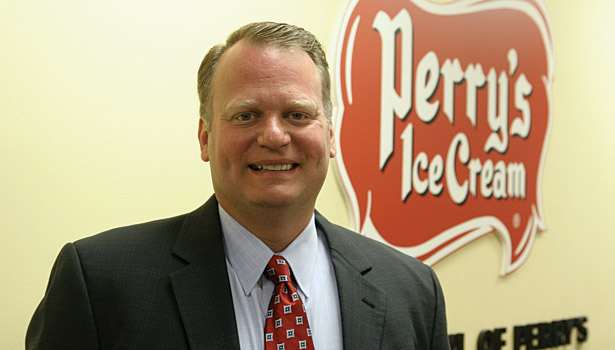 Perry's ice cream management