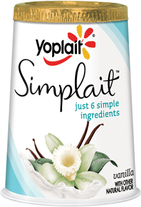 new yogurt from Yoplait