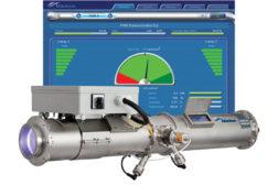 Atlantium Technologies' Hydro-Optic UV (ultraviolet) water treatment