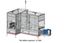 Delkor Capstone® S₂-1500 Carton Closer