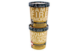 new Outdoor Adventure Series ice cream is available through Gifford's Ice Cream