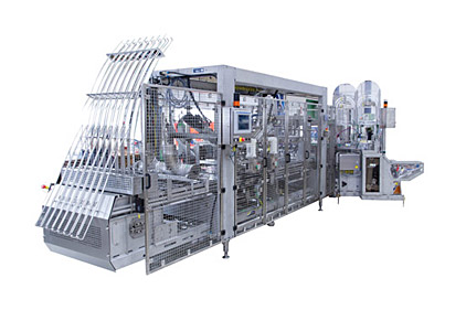 GMF is an in-line filling machine