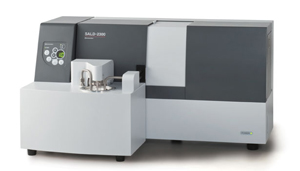 The new SALD-2300 laser diffraction particle size analyzer