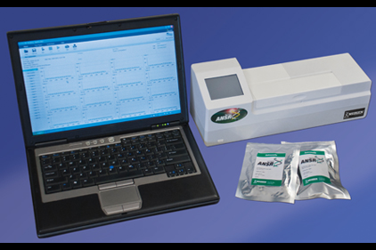 ANSR rapid pathogen detection system
