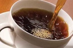 Using coffee and tea as ingredients