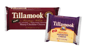 Energy Tillamook County Creamery  introduced two new cheeses chart