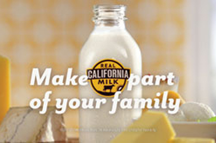 California Dairy Milk