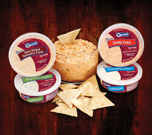 Grecian Delights feta cheese spread