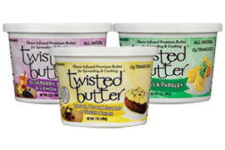 Twisted foods butter