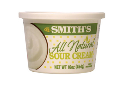 Smith's All Natural Sour Cream