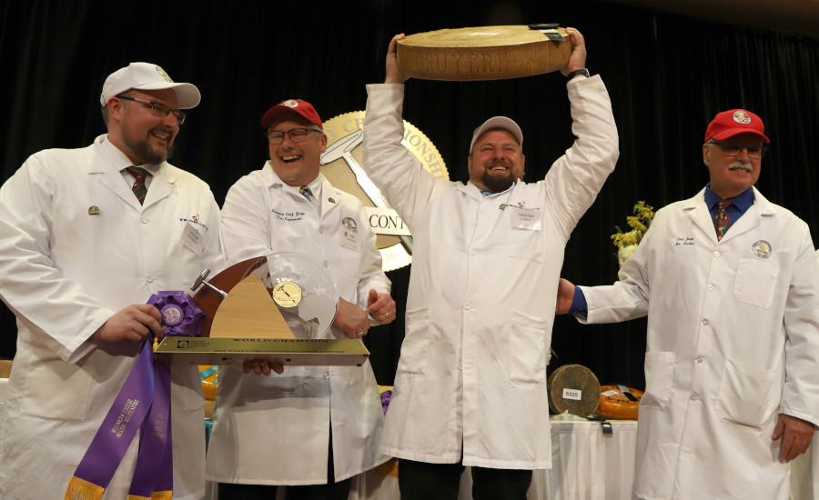 2020 World Championship Cheese Contest