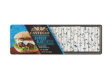 Castello blue cheese burger slices