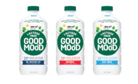 Fairlife Good Mood lactose-free milk