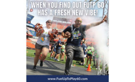 Fuel Up To Play 60 fresh approach