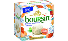 Boursin Cheese Caramelized Onion & Herbs