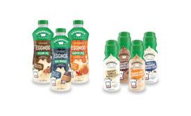 Shamrock Farms eggnog whipping cream