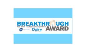 Breakthrough Award for Dairy Ingredient Innovation