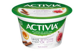 Activia Less Sugar & More Good