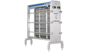 The Tetra Plex C is a plate heat exchanger