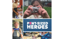 Pint-Sized Heroes