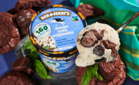 Ben & Jerrys Chocolate Cookie EnlightenMint