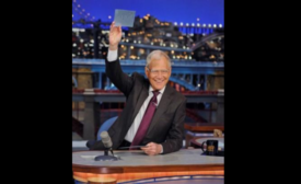 David Letterman Top 10 list