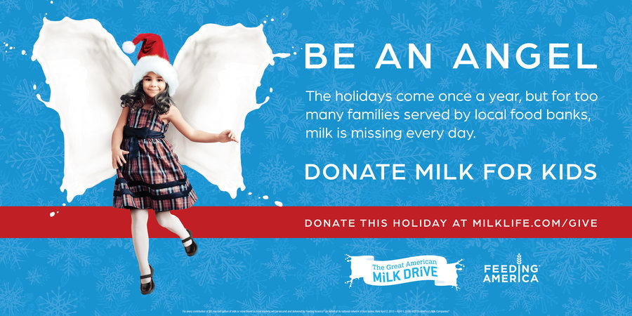 MilkPEP Giving Tuesday