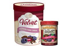 Velvet ice cream feature