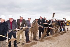 Chobani breaks ground on Idaho plant